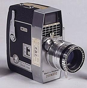 La cinepresa Bell&Howell di Zapruder, conservata negli Archivi nazionali