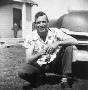 L'agente di polizia del dipartimento di Dallas J.D. Tippit (1924-1963)