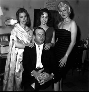 Jack Ruby e la spogliarelliste del sul Carousel Club di Dallas, Texas