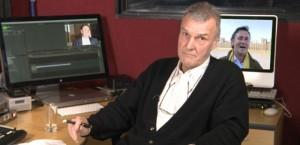 Chris Plumley in una fotografia del 2012