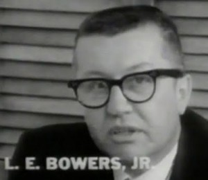 Il testimone Lee E. Bowers (1925-1966)