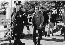 I tre barboni, arrestati nei pressi dello scalo ferroviario dietro Dealey Plaza, il 22 novembre 1963